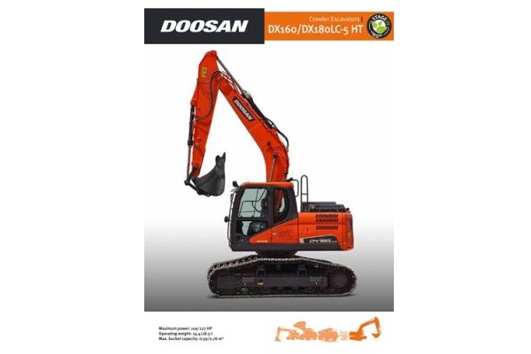 DX180LC-5