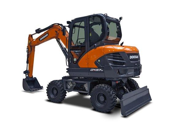 doosan-mini-excavator-dx57w